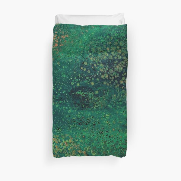 Surface Tension Duvet Cover