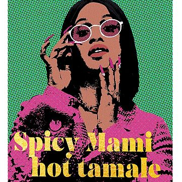 SPICY MAMI HOT TIMALE by MelanixStyles