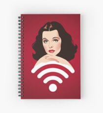 Hedy Wifi Spiral Notebook