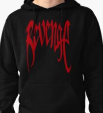 REVENGE [RED] Pullover Hoodie