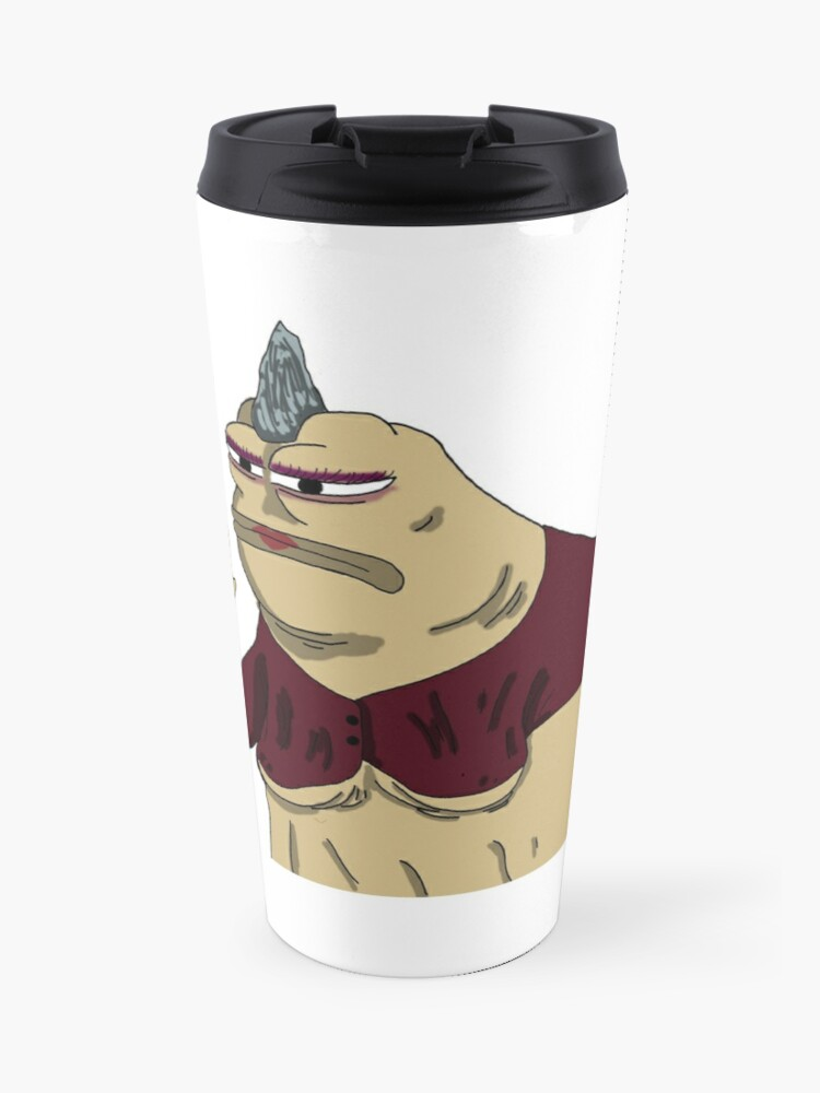 Monsters Inc  Mrs  Roz Pepe | Travel Mug