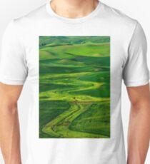 Ribbons of Green T-Shirt