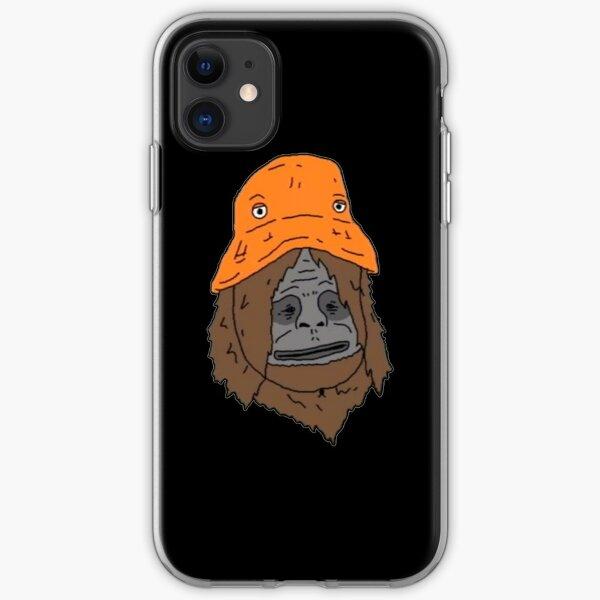 Crazy Gorilla iPhone Soft Case