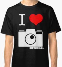 I Heart Camera MK II Classic T-Shirt