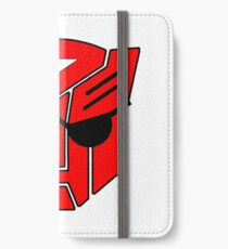 Autobot Insignia- Whirl iPhone Wallet/Case/Skin