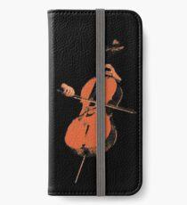 The Cello iPhone Wallet/Case/Skin