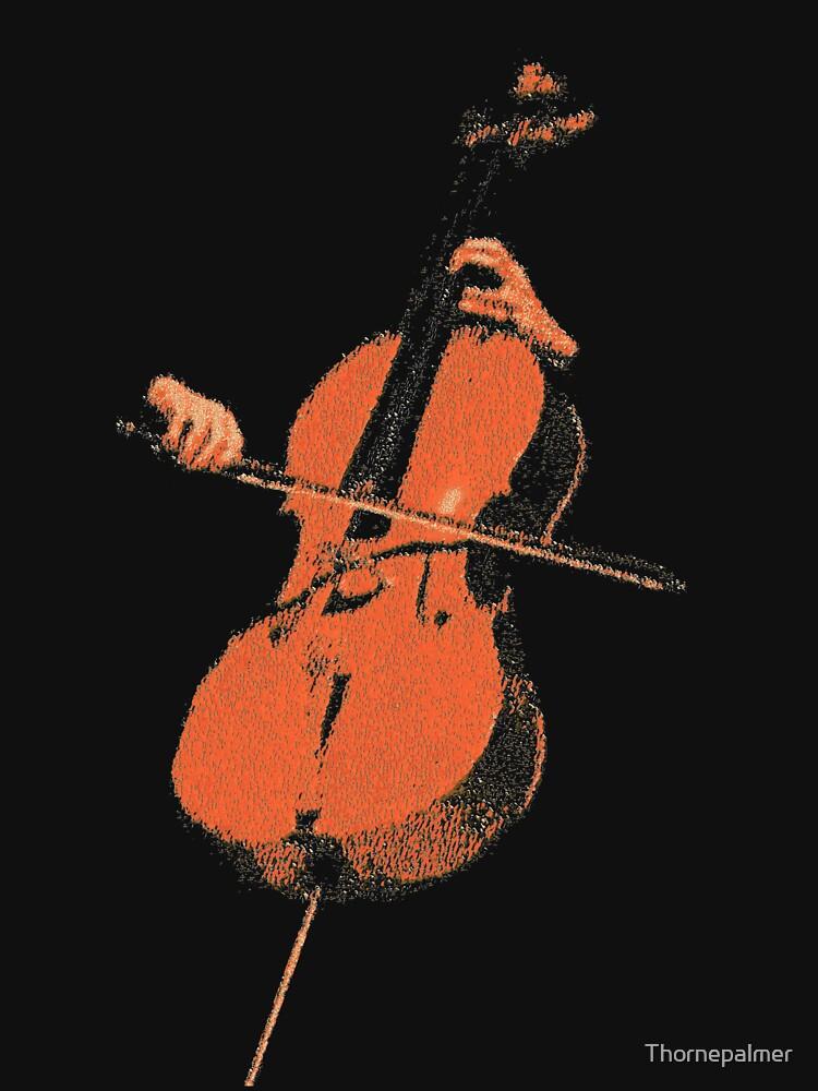 The Cello by Thornepalmer