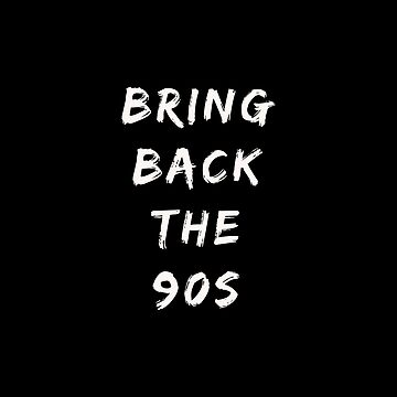 Bring Back the 90s White by ArielClark93