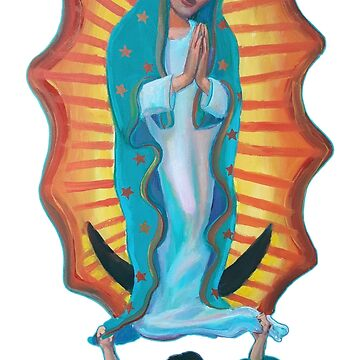 Virgin of Guadalupe 2 by diegomanuel