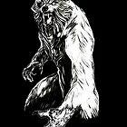werewolf by American  Artist