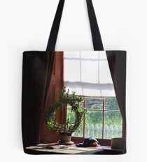 Light from window Tote Bag