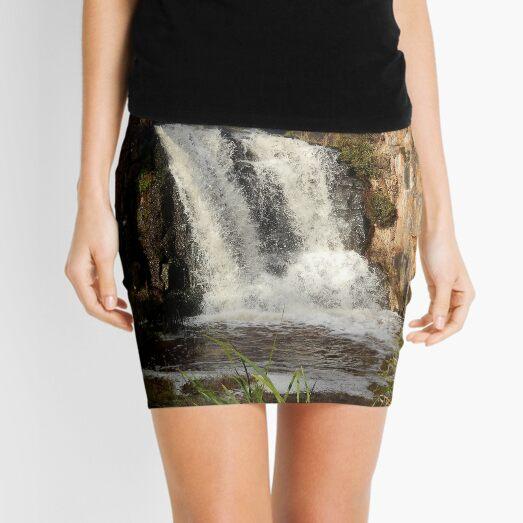 Chasing Waterfalls Mini Skirt