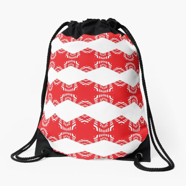 #pattern #background #abstract #vector #texture #graphic #geometric #modern #seamless #wallpaper #line #backdrop #trendy #template #simple #decor #retro #decoration #style #shape #black #cover #fabric Drawstring Bag