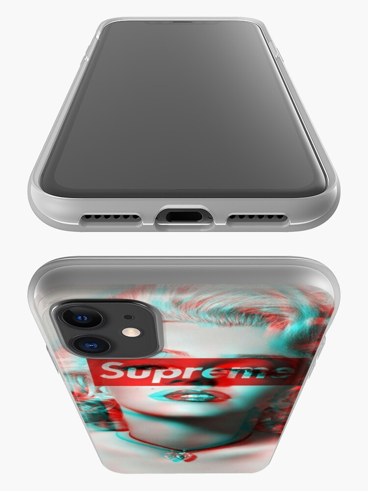 Alternate view of The Girl Top iPhone Case & Cover