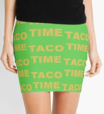 It's Taco Time!!  Mini Skirt