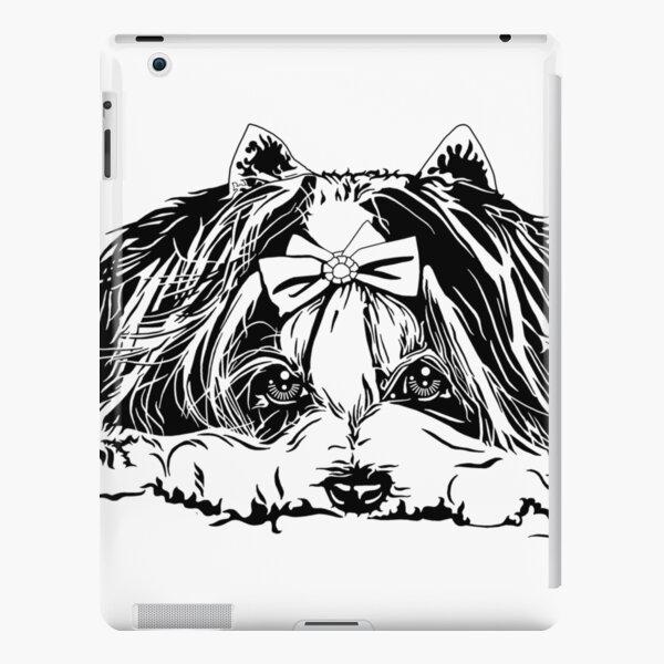 Biewer Terrier iPad Snap Case