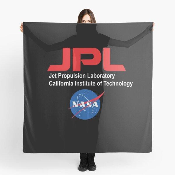 NASA Jet Propulsion Laboratory (JPL) Logo Shirt Scarf