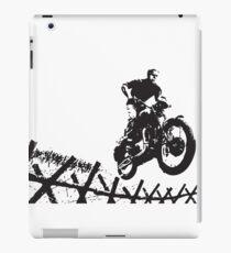 Steve McQueen Jump iPad Case/Skin