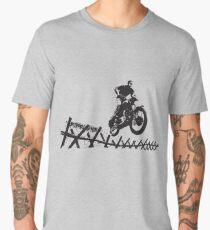 Steve McQueen Jump Men's Premium T-Shirt