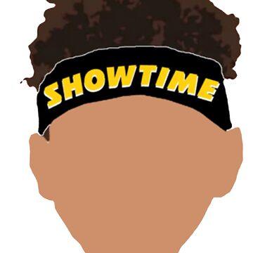 Patrick Mahomes Showtime T Shirt by NorthAmericaTs