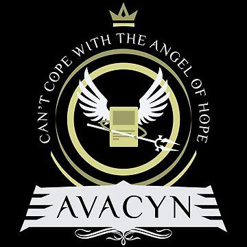 Commander Avacyn by Jbui555