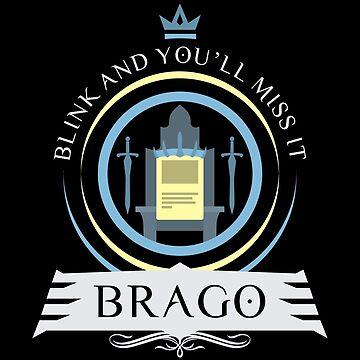 Commander Brago by Jbui555