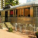 Miami Beach : Open Diner by artisandelimage