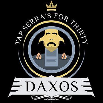 Commander Daxos by Jbui555
