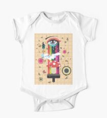 Surreal Eye Kids Clothes