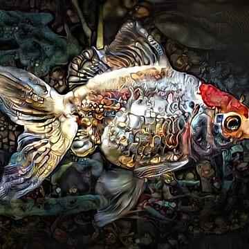 goldfish by blacknight