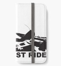 Let's Just Ride iPhone Wallet/Case/Skin