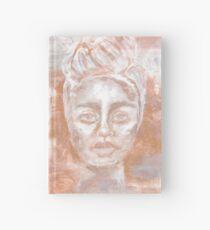 Metallisches Portrait Notizbuch