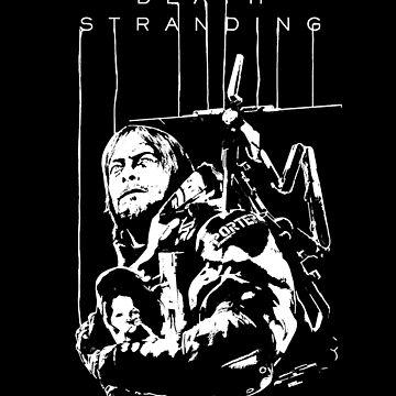 DEATH STRANDING by brandyhoocker