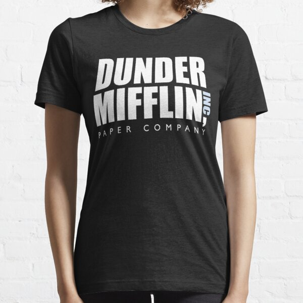 dunder mifflin Essential T-Shirt