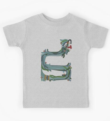 Quetzacoatl: The Feathered Serpent Kids Clothes