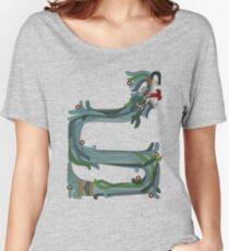 Quetzacoatl: The Feathered Serpent Women's Relaxed Fit T-Shirt