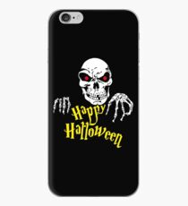 Happy Halloween Skull iPhone-Hülle & Cover
