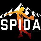 Spida Mountains 4 by SaturdayAC