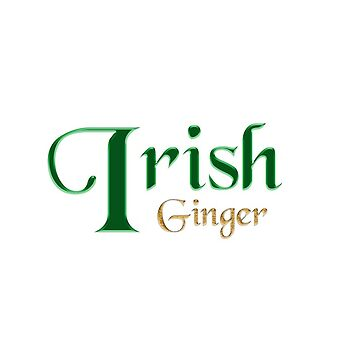 Irish Ginger by jbailey325