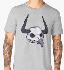 spooky scary skeleton Men's Premium T-Shirt