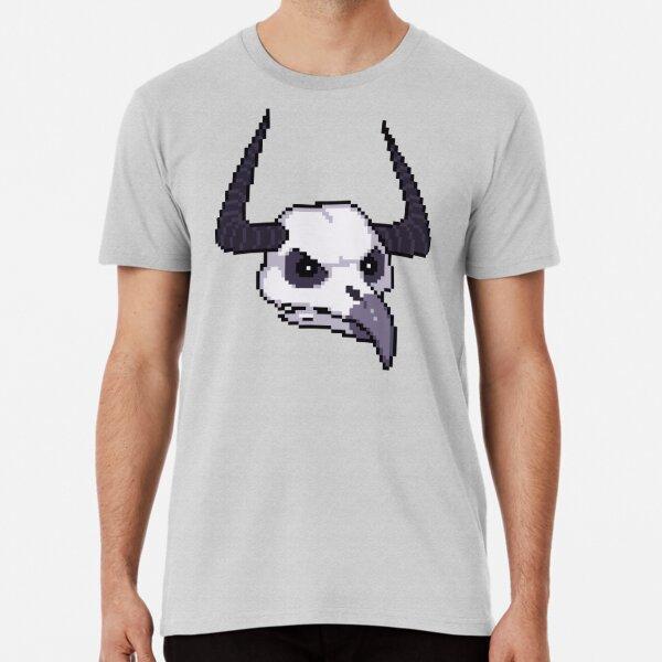 spooky scary skeleton Premium T-Shirt