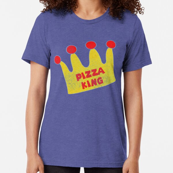 Pizza König Vintage T-Shirt