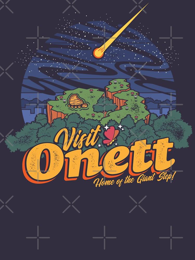 Visit Onett by wonderjosh3000