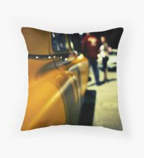 Road Kings Throw Pillow