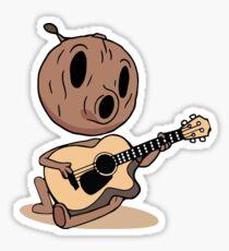 The Woodman Sticker