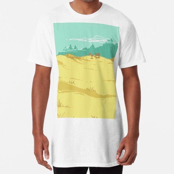 desert Long T-Shirt