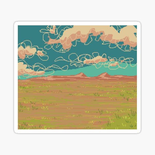 field Sticker