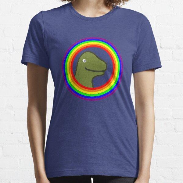 LGBTQ Threddy - Filled In Essential T-Shirt