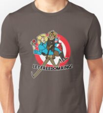 Freedom Pair Unisex T-Shirt
