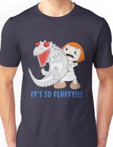 It's So Fluffy!!! Dinosaur Unisex T-Shirt